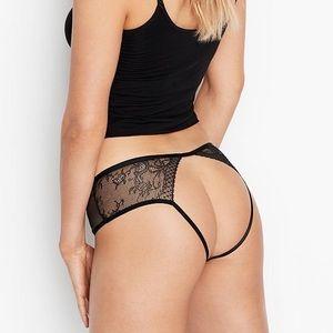 Victoria's Secret Open Back Cheeky Panty